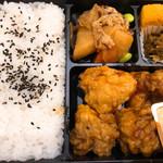 塚田農場 オベントウ&デリ - ◆若鶏のチキン南蛮弁当 800円 人気No. 1!