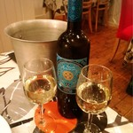 Stagione - 白ワインをボトルで(*′ω`)b