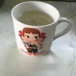 洋定食の店 くるみ - 生姜湯