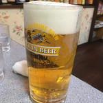 亜細亜 - 生ビール大