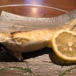 鯉よし - 鮎塩焼き