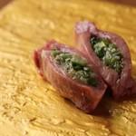 近江焼肉ホルモン すだく - 料理写真:あふれる幸せ