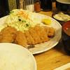 とんかつ村井 - 料理写真:カキかつランチ