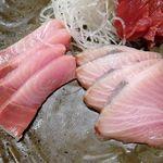 魚哲 - ぶり2種類