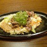 神戸 鉄飯屋 - 鉄板ビーフライス スタンダード