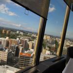 9873610 - 店内から見える札幌の景色
