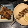 炭火串焼シロマル - 料理写真:焼きものはまあまあ。もうちょいサクッとやけれる方が好み。