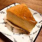 98731743 - シンプルなチーズケーキ(о´∀`о)お値段良心的☆彡