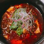 中華バル 88 from 岩手&眞 - (リクエストして作ってもらった)麻婆麺