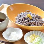 樂乃里 - 料理写真:健寿つけめん(醤油だれ)550円