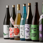 日替わり厳選日本酒