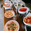 イタリアンダイニング MABU - 料理写真:日替わりサラダバー
