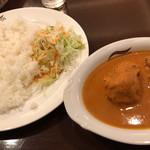 ゴングル - ゴングル南青山本店(チキンカレー)