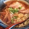 味丸 - 料理写真:三弦豚チャーシュー麺1050円税込