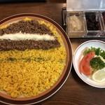 カレーのお店インディー - 料理写真: