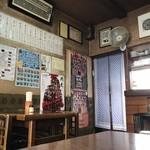 大黒食堂 - 内観