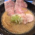 世界が麺と味噌で満ちる時 - 料理写真: