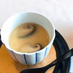98746415 - ランチセット茶碗蒸し