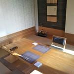 鉄板・懐石 くら馬 - 個室(嵐山)