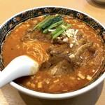 寿限無 担々麺 - パイコー担々麺(1,080円)