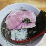 98749099 - 「煮干らーめん(ヤバニボ)」醤油 2018年12月18日