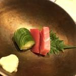 肉割烹 幹の弐 - 本鮪刺身
