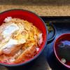 名代 富士そば - 料理写真:カツ丼
