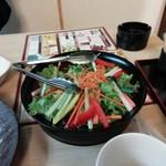 若の台所 こだわり野菜 - サラダ