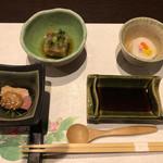 旨い魚と野菜の金澤じわもん料理 波の花 -