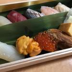 98759883 - お寿司は驚くほどおいしい