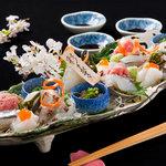 日本料理 彩々楽 - 料理写真: