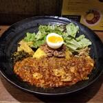 SPICY CURRY 魯珈 - 麻婆豆腐咖喱~kiwami~のろかプレート