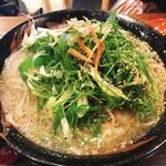 Souhonkenaniwasoba - 肉そば:980円