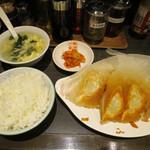 ホアンヨン - 焼き餃子定食