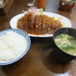 洋食の朝日