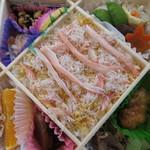 アベ鳥取堂 - 料理写真:かに幕の内