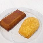 フランス菓子16区 - フィナンシェとマドレーヌ