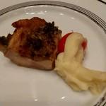 98769357 - 鶏の香草焼き?