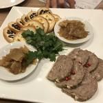 プラチナフィッシュ Ex - 前菜
