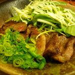 酒場 やまと - ☆和牛の炙りはマヨネーズなサラダも嬉しい(●^o^●)☆