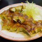 旭軒 - 焼餃子