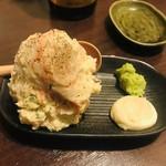 産直屋 魚渋 - ポテトサラダ