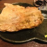 98774751 - 地鶏のもも焼き