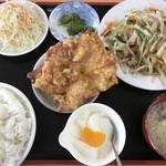 中華料理 萬盛 - 料理写真: