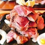 1000円ステーキ - 料理写真: