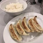 達磨家 - 焼き餃子