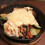 CCC~Cheese Cheers Cafe~ Shibuya - ラクレットチーズ A