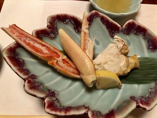 かに道楽 松山店 - 酢蟹