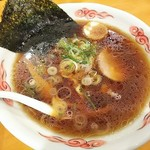 麺飯屋五榔 - 醤油ラーメン(税込み700円