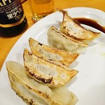 麺飯屋五榔 - 餃子(税込み380円